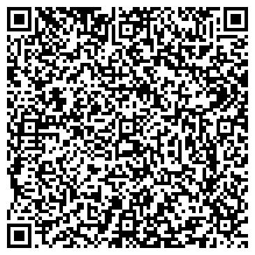 QR-код с контактной информацией организации ИНДУСТРИЯ ФУТБОЛА