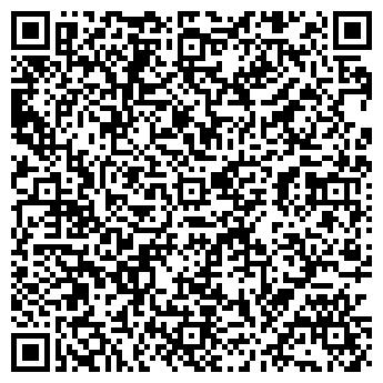 QR-код с контактной информацией организации ООО Абрикос