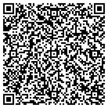 QR-код с контактной информацией организации ООО Аннушка