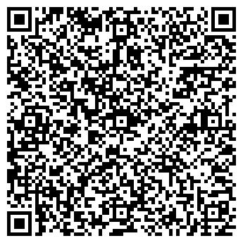 QR-код с контактной информацией организации ООО ЭВЭН