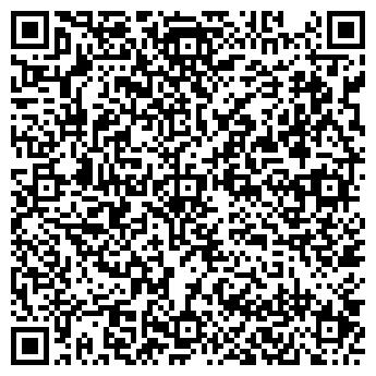 QR-код с контактной информацией организации ООО 1 LIFE