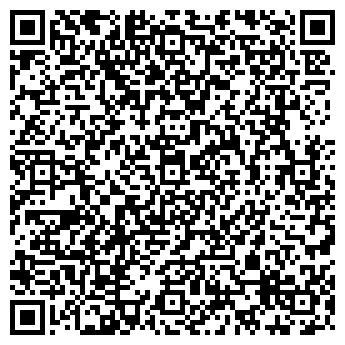 QR-код с контактной информацией организации ИП Красный квадрат