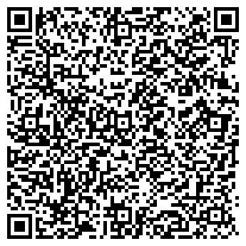 QR-код с контактной информацией организации ООО Pony Express