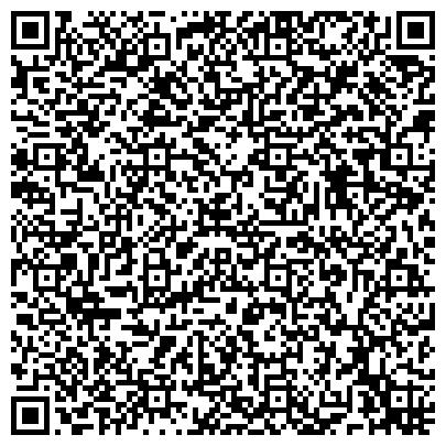 """QR-код с контактной информацией организации ИП Детский центр """"Волшебный Клевер"""""""