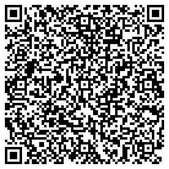 QR-код с контактной информацией организации ООО КРОФАС