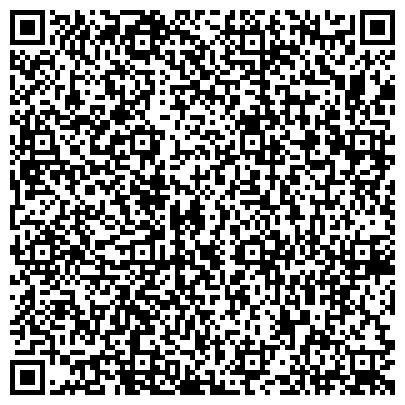 QR-код с контактной информацией организации ООО Центральноазиатский технико-экономический колледж ЦАТЭК