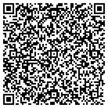 QR-код с контактной информацией организации ООО Бьюти-клуб