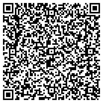 QR-код с контактной информацией организации ООО Петровка