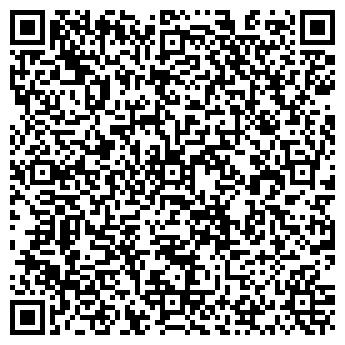 QR-код с контактной информацией организации Артдеко