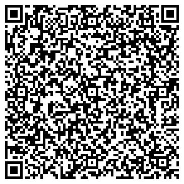 QR-код с контактной информацией организации АНО Мир языков