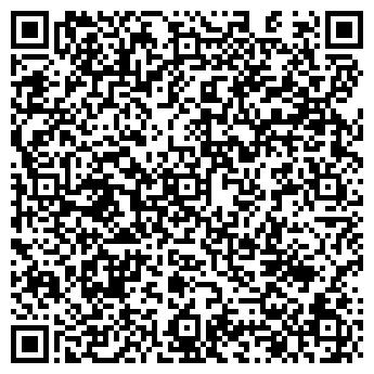 QR-код с контактной информацией организации ООО Техностиль