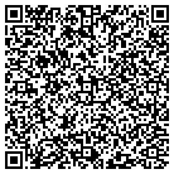 QR-код с контактной информацией организации Служба уборки