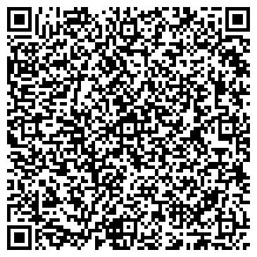 QR-код с контактной информацией организации WOWROOM дизайн-студия