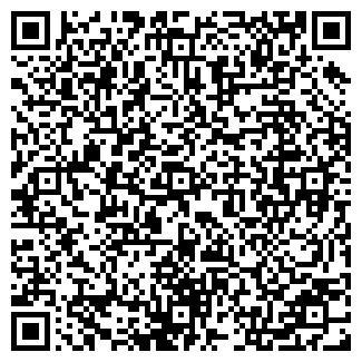 QR-код с контактной информацией организации ДомДверей