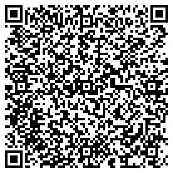 QR-код с контактной информацией организации Новосел бай