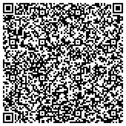 """QR-код с контактной информацией организации """"Российский университет дружбы народов"""" Филологический факультет"""