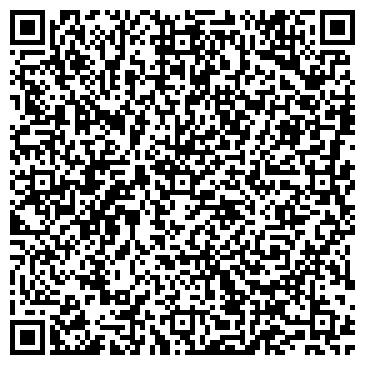 """QR-код с контактной информацией организации магазин пряжи и вышивки """"Пряжна"""""""