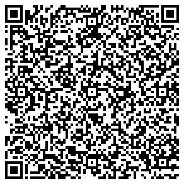 QR-код с контактной информацией организации ЧП «Живи вкусно» - доставка еды