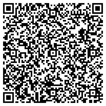 QR-код с контактной информацией организации ООО ПломБир