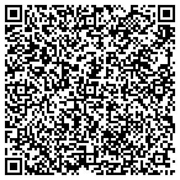 QR-код с контактной информацией организации Первый сайт