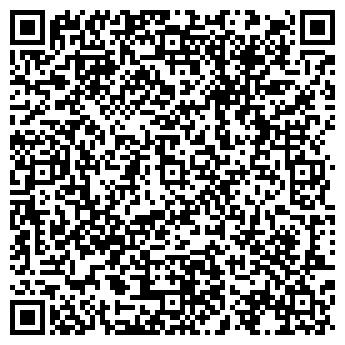 QR-код с контактной информацией организации TEZ ТOUR