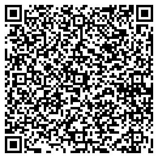 QR-код с контактной информацией организации ВООВОО