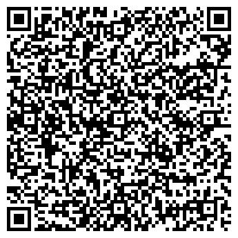 QR-код с контактной информацией организации КЛУБ БОСЯКОВ
