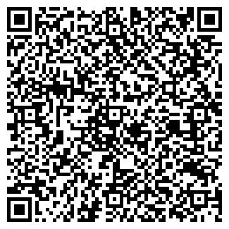QR-код с контактной информацией организации BLISS
