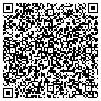 QR-код с контактной информацией организации ООО ГК «ХимАльянс»