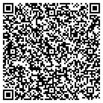 QR-код с контактной информацией организации ООО Услуги ногтевого сервиса