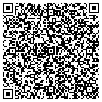QR-код с контактной информацией организации АТЛАНТИДА ГИД