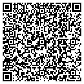 QR-код с контактной информацией организации ООО Денис Сергеев