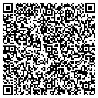 QR-код с контактной информацией организации INNDAYS