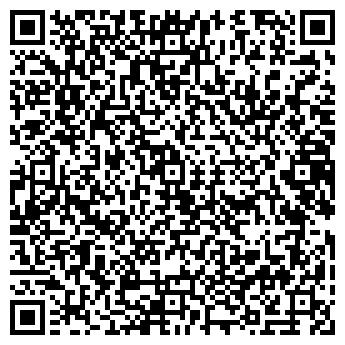 QR-код с контактной информацией организации ИНТЕРСТРОЙБАЗИС, ЗАО