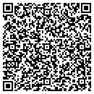 QR-код с контактной информацией организации LANGBERRY