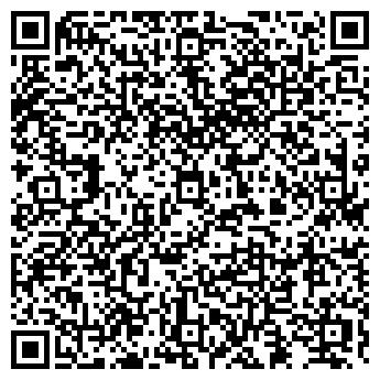 QR-код с контактной информацией организации ДЕТСКИЙ САД № 1289