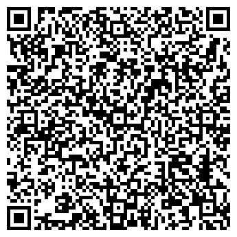 QR-код с контактной информацией организации чп Студия Красоты и Фитнеса Crystal