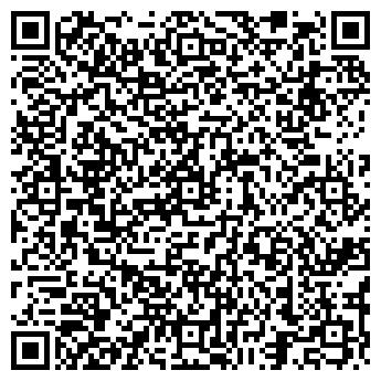 QR-код с контактной информацией организации ДЕТСКИЙ САД № 522