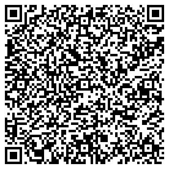 QR-код с контактной информацией организации ЛИНГВА-ТУР, ЧП