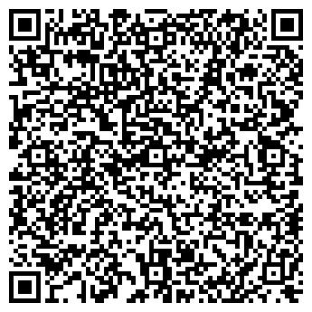 QR-код с контактной информацией организации ТКАНОЕ ОБЛАКО