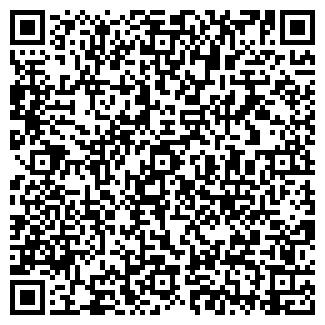 QR-код с контактной информацией организации BABY-MARKET