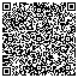 QR-код с контактной информацией организации У ФЁДОРА