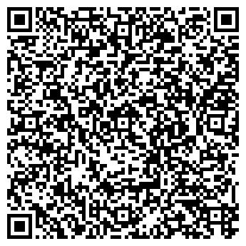 QR-код с контактной информацией организации ООО Юмател