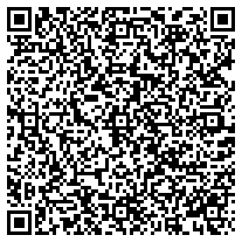QR-код с контактной информацией организации ООО Салон 4 КОМНАТЫ, Санитас