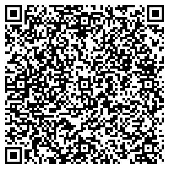 QR-код с контактной информацией организации ООО WOODWORDS