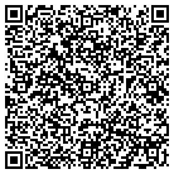 QR-код с контактной информацией организации КУХНИ ЗДЕСЬ