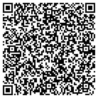 QR-код с контактной информацией организации ООО InterRais