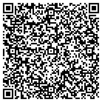 QR-код с контактной информацией организации ООО ТСК-Аврора