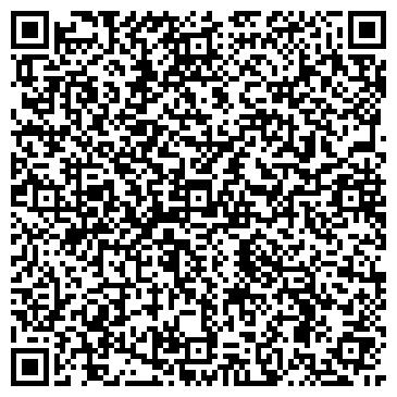 QR-код с контактной информацией организации ИП Cyber Flora
