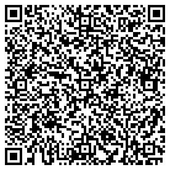 QR-код с контактной информацией организации ЕВРОКАР, ЗАО